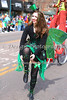 St Patrick's Day Parade, Downtown, Colorado Springs, Colorado